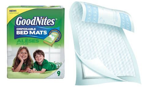 Goodnites Disposable Bed Mats by Goodnites 174 Bed Mats A Few Weeks Later Review