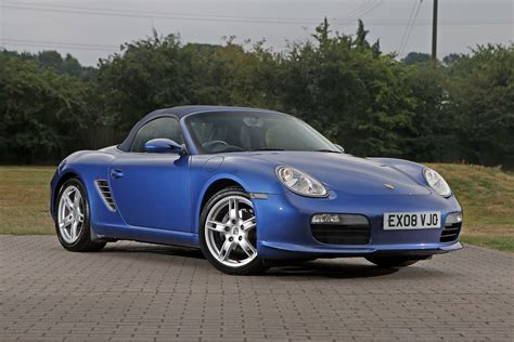 Used Porche Boxster by Used Porsche Boxster Review Auto Express