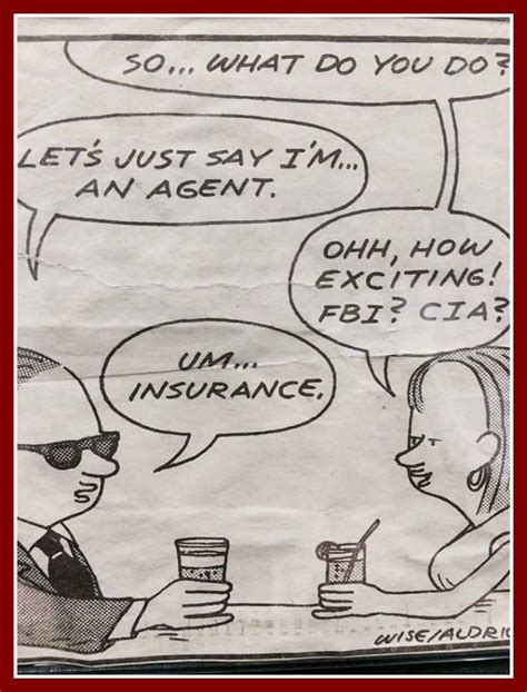 25+ best ideas about Insurance humor on Pinterest