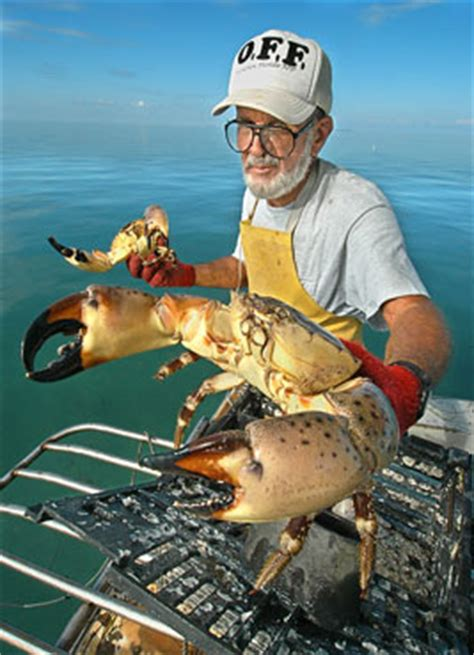 Biggest Crab Boat In The World by Florida Fishing Florida Stone Crab Season Opens