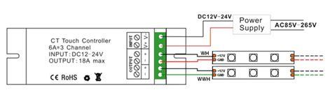 Adjustable Led Dimmer Controller Mjjcled