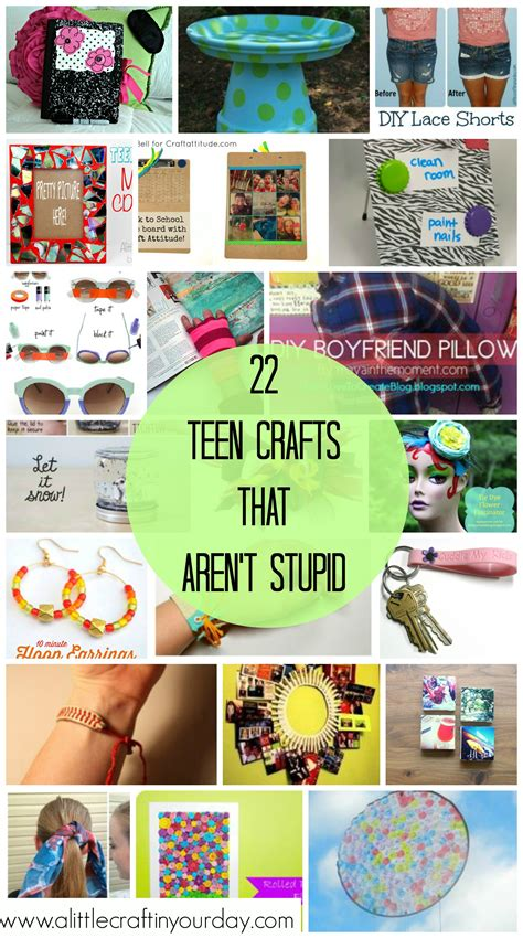 teen crafts that aren 39 t stupid a little craft in your day