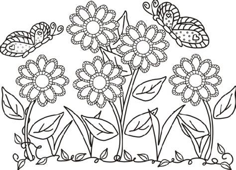 immagini tatuaggi fiori e farfalle fiori e farfalle da colorare idee green