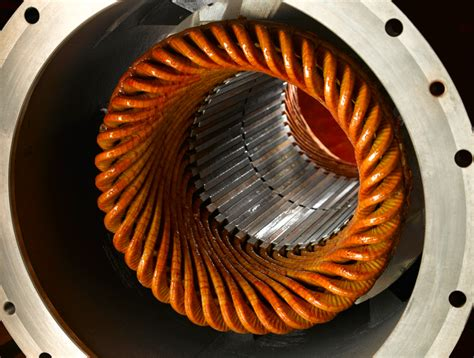 Electric Motor Winding by Streiffband Electric Motor Windings