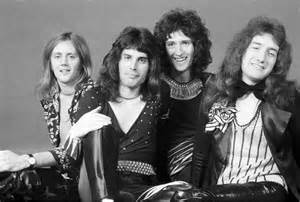 Queen Band Freddie Mercury 1973