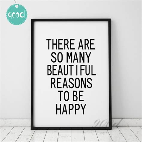 inspiration quote canvas art print painting poster wall
