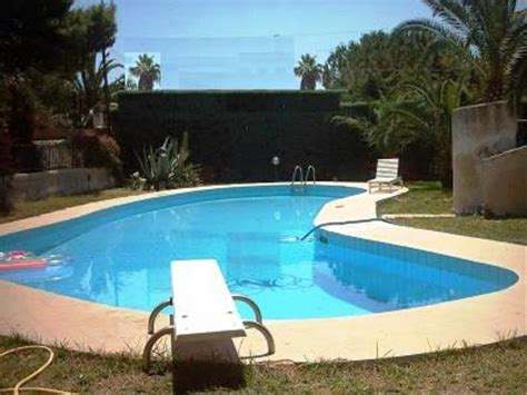 villa for rent swimming pool just 200 m from the sea in