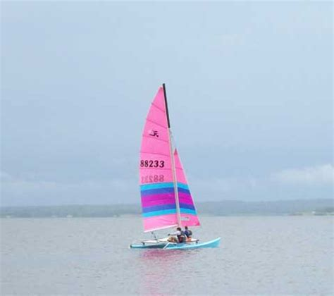Boat Rental Nacogdoches Tx by Hobie 16 1980s Nacogdoches Sailboat For Sale