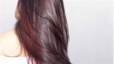 black cherry hair loreal paris