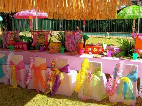 78 Best Images About #tropical Party On Pinterest Summer