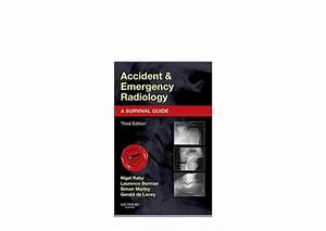 Hardcover   Library Accident And Emergency Radiology A Survival Guide U2026