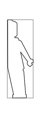 d d caign template paper doll chain with a boy and make around the worlds anniversary