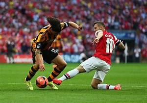 Jack Wilshere Photos Photos - Arsenal v Hull City - FA Cup ...