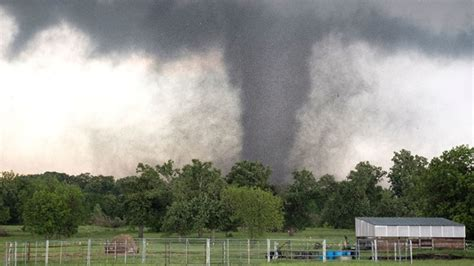 Tornadoes Confirmed In Georgia During Wednesdays Storms
