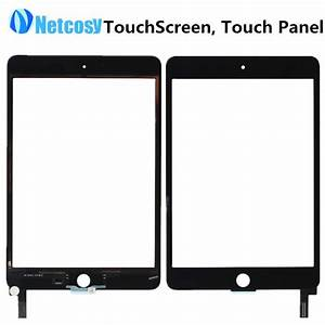 Touch Screen Digitizer Front Touch Panel Glass Lens For