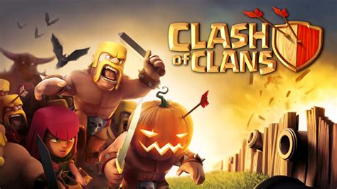 Clash Of Clans Wallpapers Collection For Free Download