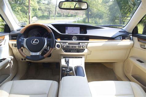 lexus es interior 2014 lexus es 300 h review lexus of lexington