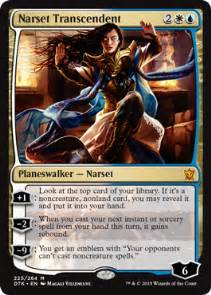 narset transcendent from dragons of tarkir spoiler