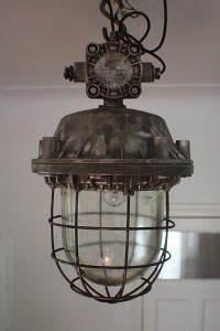 Vintage Lampen Berlin : industrielampe fabriklampe gitterlampe vintage lampe industriedesign lampe einrichten und ~ Markanthonyermac.com Haus und Dekorationen