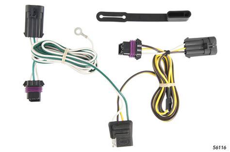 Chevy Impala Wiring Kit Harness Curt Mfg