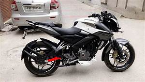 Used Bajaj Pulsar 200 Ns Bike In Amritsar 2017 Model