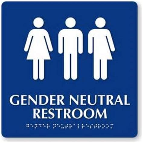 gender inclusive bathroom sign what s the real agenda of trans activists