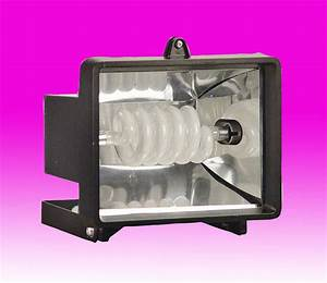 W energy saving floodlight