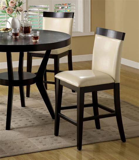 counter height kitchen table chairs counter height table