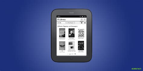 Barnes And Noble Launches New Touch-enabled Nook With 2