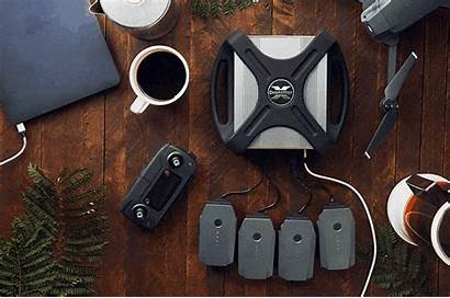Power Drone Kickstarter Station