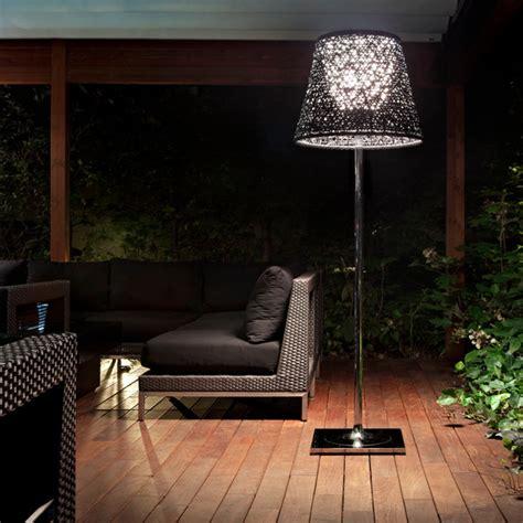 ktribe outdoor floor lamp transitional patio