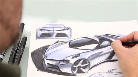 New Car Design : Concept Car Designed And Destroyed