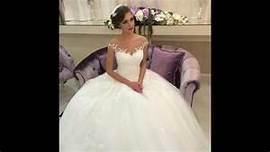 les tendances robes de mariee 2018 youtube With robe de mariée tendance 2018