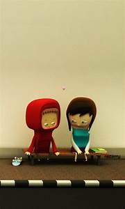 Cute Love Doll Mobile Phone Wallpapers 480x800 Hd ...