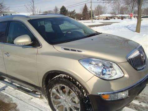 sell   buick enclave cxl  sterling heights