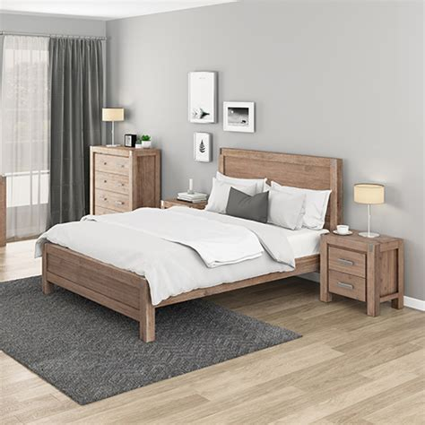 Buy Bravo Leatherette Bed Online In Melbourne, Australia