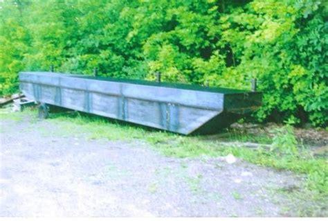 Pontoon Boats For Sale Eastern Ontario by Print Listing Steel Pontoons Square Steel Pontoons 2017