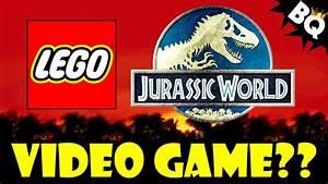 LEGO Jurassic World Video Game Coming 2015 - BrickQueen ...