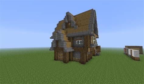 Good Minecraft Small Wooden House Best House Design