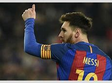 Messi signs a new deal… with Adidas Goalcom