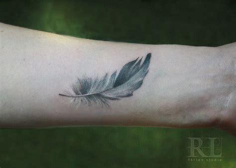 feather tattoo beauty  skin deepmore ink tattoos