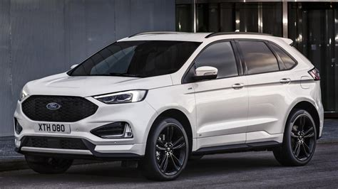 Ford Edge Style Change by The New Ford Edge Driving Made Easy Top Gear