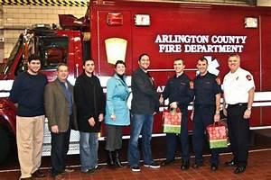 TST donates life-saving equipment to Arlington County Fire ...