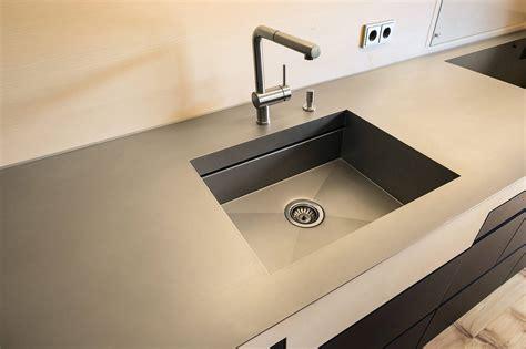 Küchenarbeitsplatten Aus Edelstahl, Flächenbündige Spülen