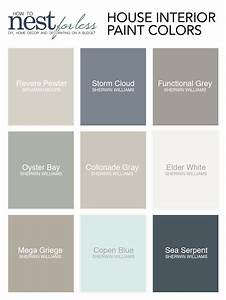 Paint Colors {My House} - How to Nest for Less™