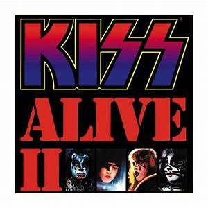KISS Alive Ii Magnet