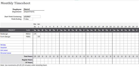 monthly timesheet template excel need a timesheet template to track your hours here are 12