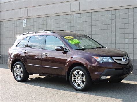 Acura Mdx Tech Package by Used 2008 Acura Mdx Tech Pkg At Auto House Usa Saugus
