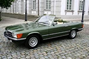 Mercedes 300 Sl A Vendre : l histoire de la mercedes sl 60 ans d histoire ~ Gottalentnigeria.com Avis de Voitures