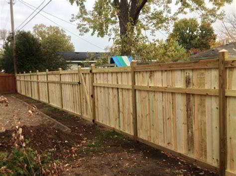 fence    home projects  ana